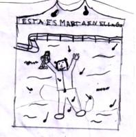 MARTA EN EL LAGO