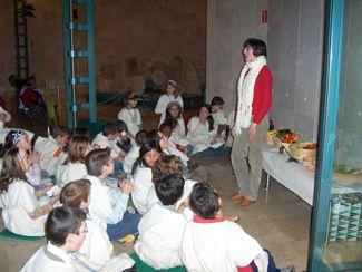 VISITA  AL MUSEO DEL FORO ROMANO