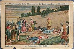 Bicentenario de la Guerra de la Independencia: Represión de Murat.