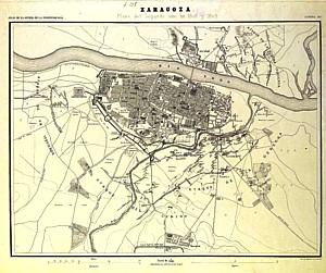 Bicentenario de los Sitios: Los franceses ante Zaragoza