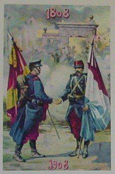 Primer centenario de los Sitios: La reconciliación